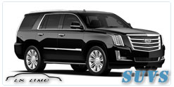 SUV for hire in Virginia Beach