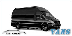 Luxury Van service in Virginia Beach
