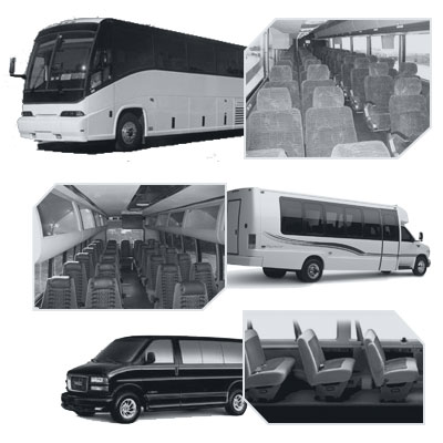 Virginia Beach Coach Bus rental