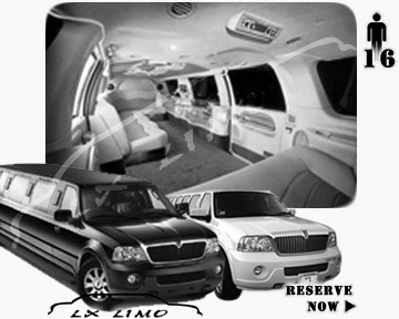 Navigator SUV Virginia Beach Limousines services