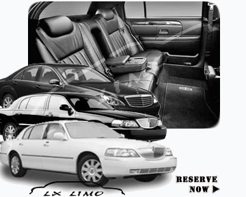 Virginia Beach Sedan hire for wedding