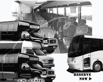 Virginia Beach Bus rental 36 passenger