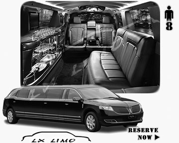 Stretch Limo for hire in Virginia Beach
