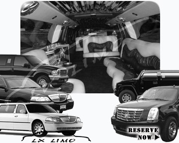 Virginia Beach Stretch Limos for rental
