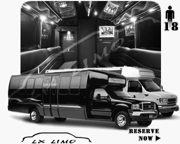 Virginia Beach Party Bus party Bus | 18 passenger PartyBus in Virginia Beach
